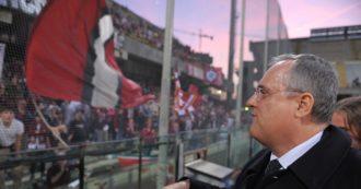 La Salernitana torna in Serie A e si apre il caso della multiproprietà: adesso Claudio Lotito e il cognato Mezzaroma devono vendere la società