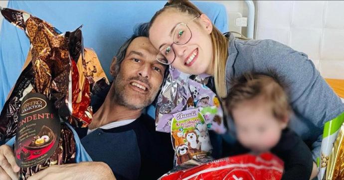 Alessandro Talotti si è sposato con Silvia Stibilj: uniti nell'amore e nella battaglia contro il cancro dell'ex campione di salto in alto