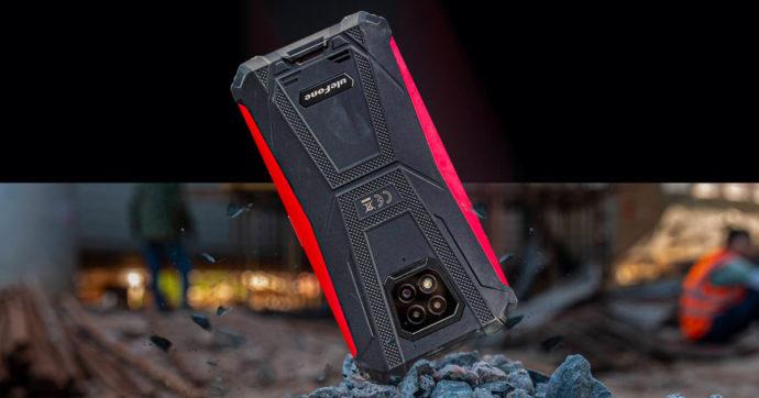 Ulefone Armor 8 Pro, smartphone robusto e dalla lunga autonomia per utilizzo in ambienti estremi
