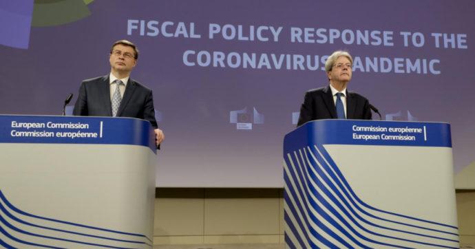 """Recovery plan, Dombrovskis: """"Gli Stati ratifichino entro l'1 giugno. Primi soldi a luglio, seconda tranche entro fine anno"""""""
