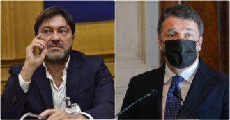 """Incontro con Mancini all'autogrill, """"accordo social"""" tra Renzi e Report: il leader d'Italia viva in trasmissione"""