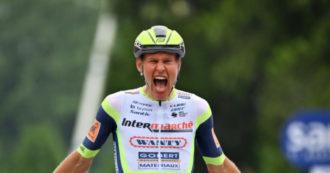 Giro a ruota libera – Una fuga andata bene: l'impresa di Van der Hoorn è un'altra sorpresa