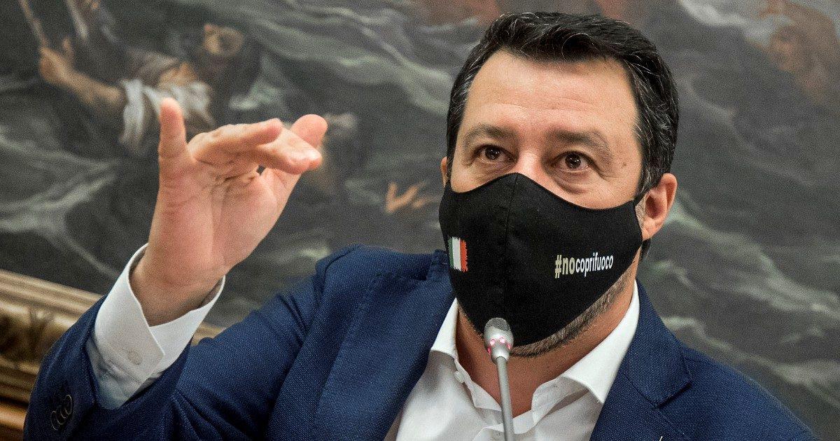 Riecco i migranti. E anche Salvini