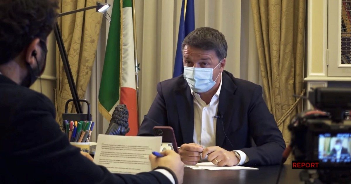 007, Report sbugiarda Renzi. E Iv dà la caccia alle fonti Rai