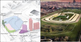 """Il nuovo ippodromo e lo stallo sullo stadio: le manovre intorno a San Siro. Il comitato: """"Ristrutturare si può, salviamo le aree verdi"""""""