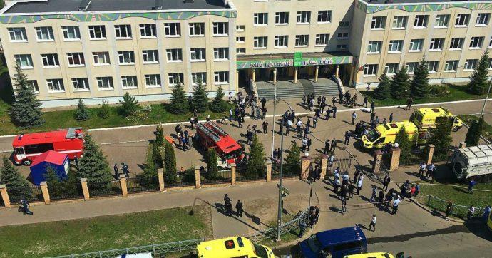 Russia, sparatoria in una scuola a Kazan: 11 morti. Un solo assalitore: è 19enne arrestato
