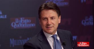 """Comunali, Conte: """"A Torino c'è candidato della società civile che può far accordare Pd e M5s"""". Mercoledì il Forum sul Fatto. Ecco l'anticipazione"""