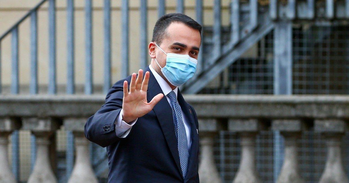 """Di Maio: """"Pd, no alla guerra di accuse M5S, con Conte svolta verde"""""""