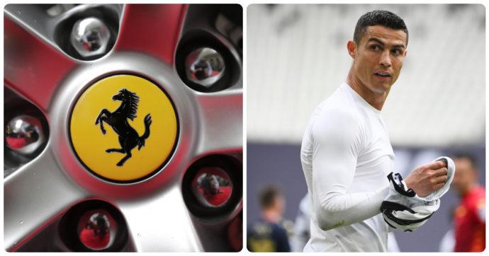 Cristiano Ronaldo fa una visita a Maranello e compra una Ferrari Monza: ecco quanto costa