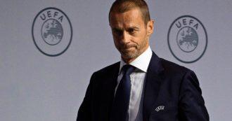 Superlega, l'Uefa ha aperto un'indagine su Juventus, Real Madrid e Barcellona: ecco cosa rischiano