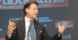"""Conte al Forum del Fatto: """"Ho già scritto il programma: Alleati al Pd, non subalterni"""" – L'intervista"""