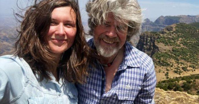 """Reinhold Messner si sposa per la terza volta, a maggio le nozze con Diane Schumacher: """"Mi rattrista che non invecchieremo insieme"""""""