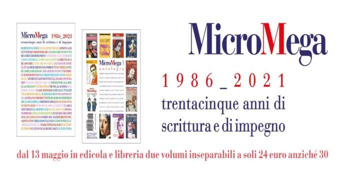 """MicroMega festeggia i 35 anni con un doppio volume. Flores D'Arcais: """"Il mattone non è andato a fondo come avevano profetizzato"""""""