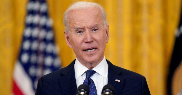 """Covid, Biden: """"Entro 90 giorni l'intelligence Usa produca dossier su origini del virus e con domande alla Cina"""""""