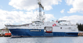 """Medici Senza Frontiere torna a soccorrere nel Mediterraneo. La nave Geo Barants servirà a colmare il """"vuoto di capacità"""" della politica"""