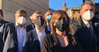"""""""E i palestinesi no?"""", Italia Viva Rimini critica su Twitter l'appoggio del partito a Israele: profilo cancellato. E parte il #cineRiminiViva"""