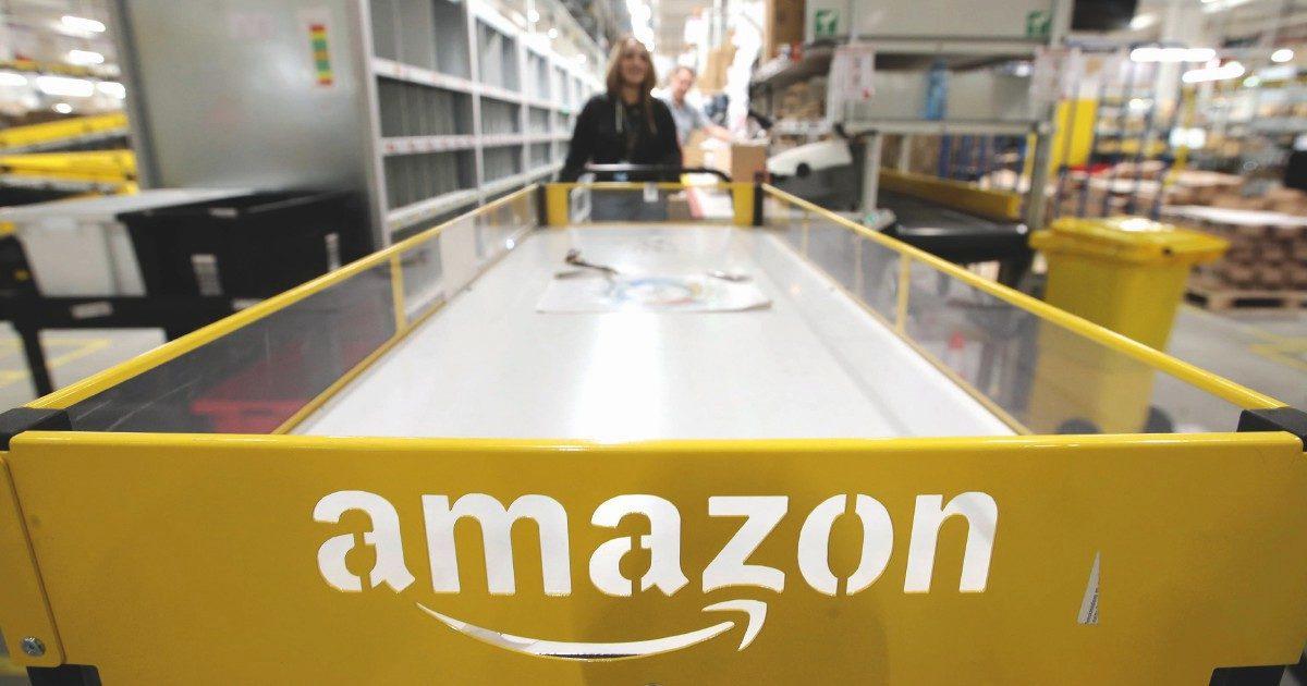 Amazon non è stata aiutata sul fisco