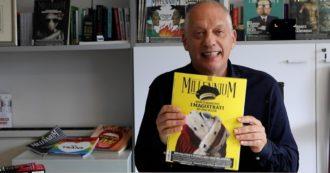 """""""Non ci sono più i magistrati di una volta"""", Peter Gomez presenta il nuovo numero di Fq Millennium. In edicola da sabato 15 maggio"""