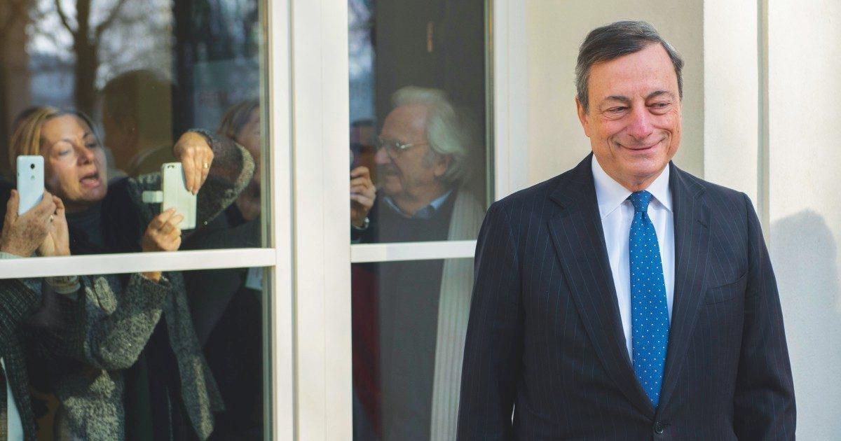 Draghi: il trust inglese, la società in Georgia e le due case a Londra