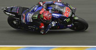 MotoGp, oggi il Gran Premio di Francia: gli orari e la diretta tv (Sky, Dazn e Tv8)
