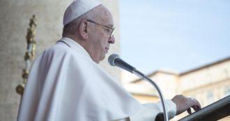 """Gaza, Papa: """"Si fermi il frastuono delle armi. Non si costruisce la pace distruggendo l'altro"""". L'appello alla comunità internazionale"""