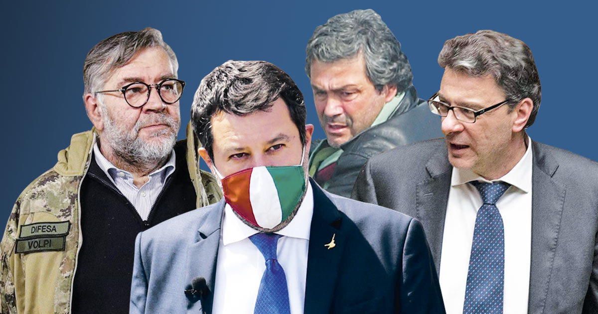 "L'interesse di Salvini  a ""blindare"" i Servizi"