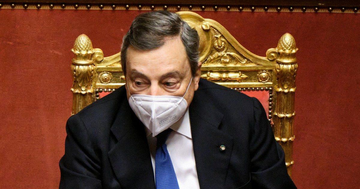 La campagna di Salvini per Draghi al Quirinale