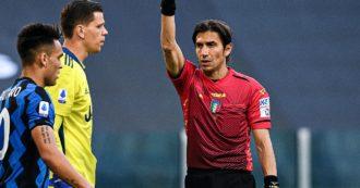 Calvarese simbolo degli arbitri italiani: non sono in malafede ma semplicemente scarsi