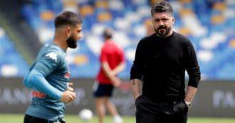 Non so se Gattuso sarà un grande allenatore, di sicuro la sua è una leadership forte e rumorosa