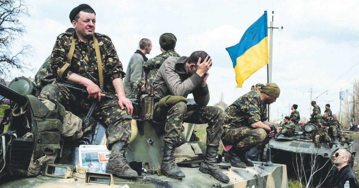 Ucraina: quei soldati come desaparecidos nel cuore dell'Europa