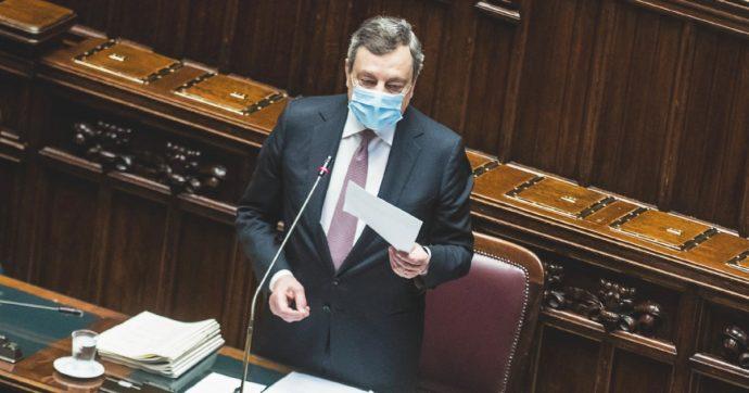 In Edicola sul Fatto Quotidiano del 17 Maggio: Da metà febbraio l'unica legge votata è la giornata per i morti di Covid