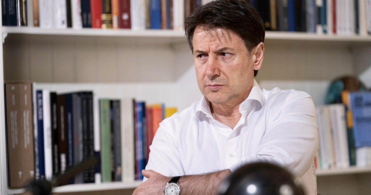 """A Report Conte: """"vidi Mancini, ma solo in sedi istituzionali"""""""
