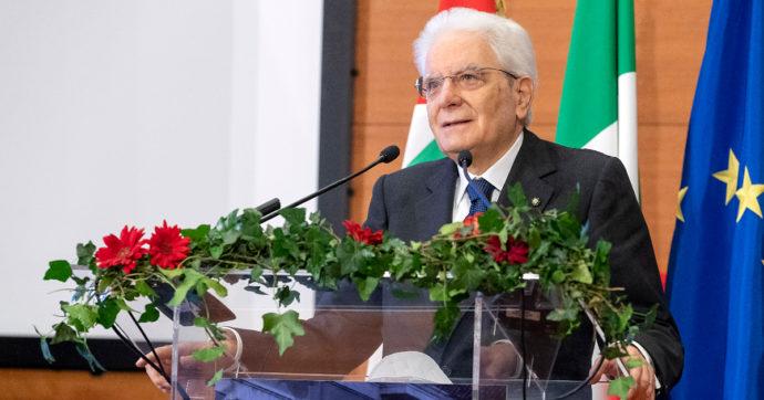 """Recovery, Mattarella richiama i partiti: """"Ognuno faccia propria parte, confronto non è agitare contrapposizioni insuperabili"""""""