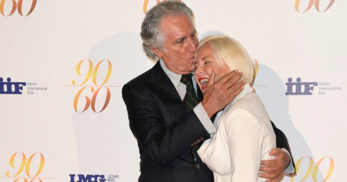 """Lando Buzzanca ricoverato in ospedale, la compagna Francesca Della Valle: """"Mi tengono lontana da lui, ho scritto a Mattarella"""""""