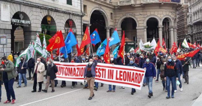 Leonardo: perché si sciopera a Genova e perché non è una vertenza solo locale