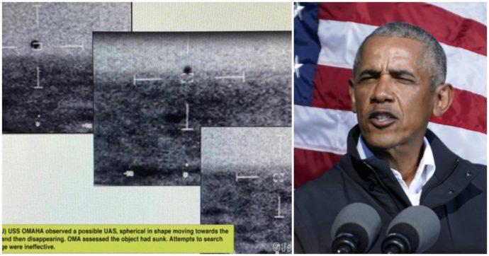 """Barack Obama: """"Gli Ufo esistono. Non si scherza"""""""