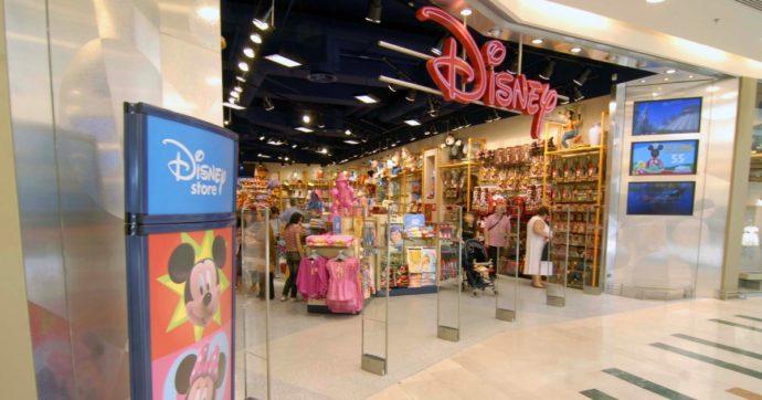 """Tutti i Disney Store in Italia chiuderanno: a rischio 230 posti di lavoro. I sindacati: """"Società già messa in liquidazione, decisione grave"""""""