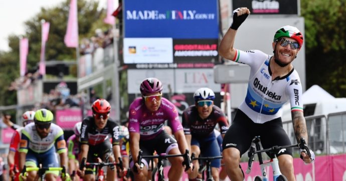 Giro a ruota libera – A Verona era atteso Viviani, ha vinto Nizzolo. E domani la più dura di tutte: lo Zoncolan