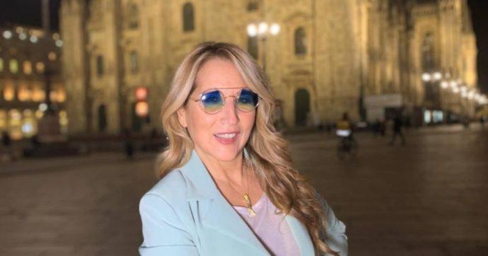 Jo Squillo ospite ai Soliti Ignoti dopo l'attacco ad Amadeus durante il Festival di Sanremo