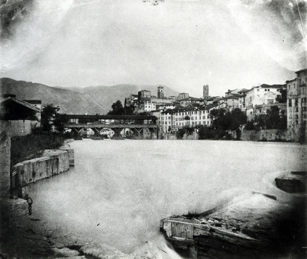 3- Andrea Fasoli, ff.14, 1853 Positivo, ff. 14 h18,5 x 21,9. Museo Civico, Bassano del Grappa