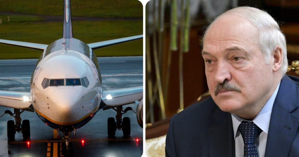 """Bielorussia dirotta volo e arresta dissidente, von der Leyen: """"Abbiamo bloccato 3 miliardi di aiuti"""". Il Consiglio Ue: """"Spazio aereo europeo chiuso a Bielorusian Airlines"""""""