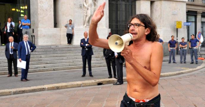 Gabriele Paolini, disturbatore tv in carcere: 8 anni da scontare nella casa circondariale di Rieti