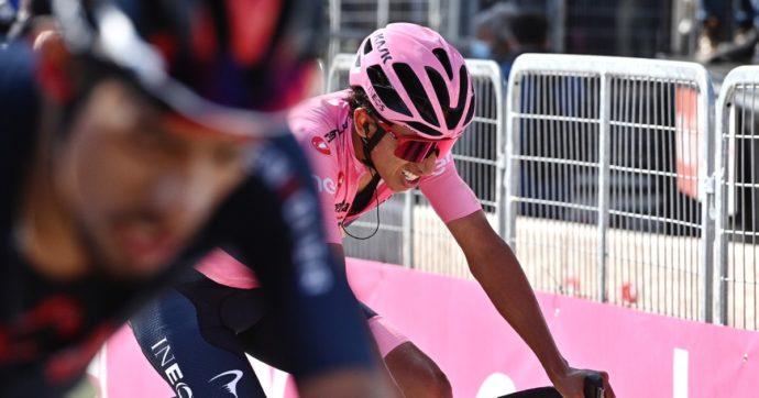 Giro a ruota libera – La crisi di Bernal riaccende la corsa: il ciclismo degli umani regala sorprese