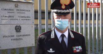 """Mottarone, comandante dei carabinieri: """"Freno d'emergenza inibito per non interrompere il servizio, un indagato si è assunto responsabilità"""""""