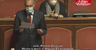 """Grasso: """"Restituendo il vitalizio a Formigoni si spalancano le porte anche per i senatori condannati per mafia o terrorismo"""""""