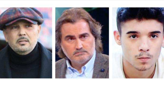 """Sinisa Mihajlovic su Pierluigi Pardo: """"Di' al ciccione di cambiare il risultato"""". Poi a Moreno: """"Nano"""". Le sue parole alla Partita del Cuore"""