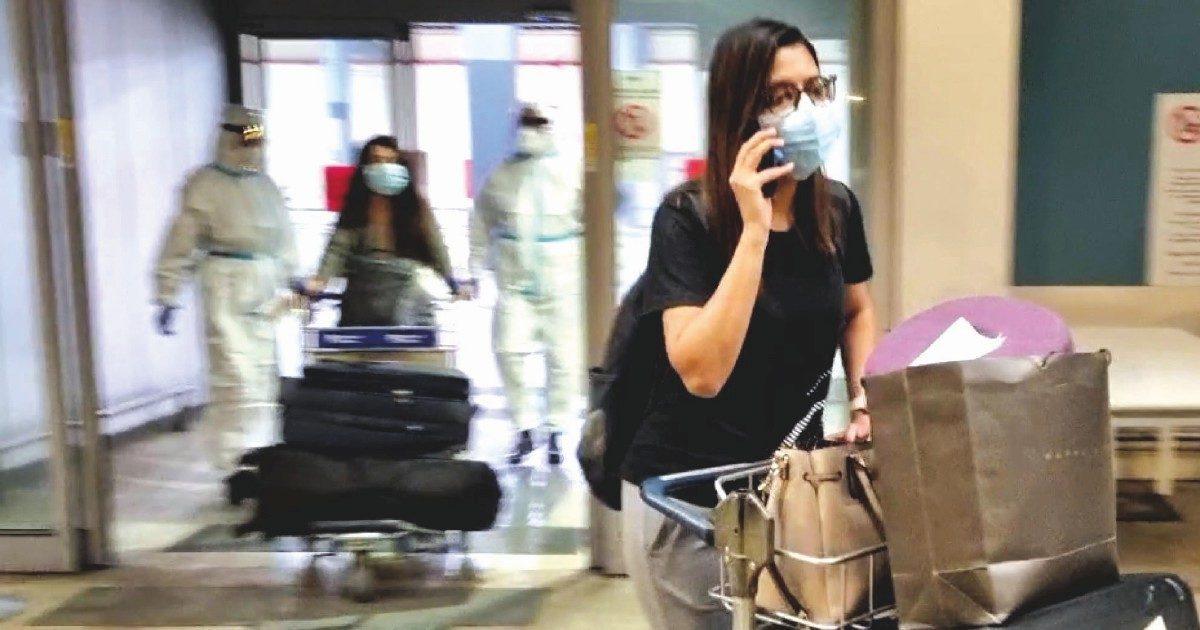 Importare il Covid è facile: zero controlli in aeroporto