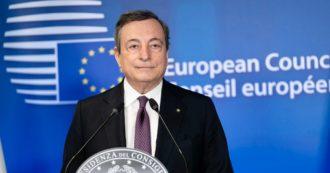 """Semplificazioni, la cabina di regia di Draghi può commissariare pure i ministri. E una nuova """"Unità per l'efficacia della regolazione"""" scriverà i disegni di legge"""