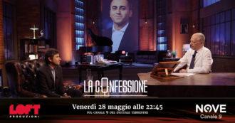 """Di Battista a La Confessione (Nove) di Peter Gomez: """"Di Maio su Uggetti? Chiedete a lui, ma l'etica non aspetta tre gradi di giudizio"""""""