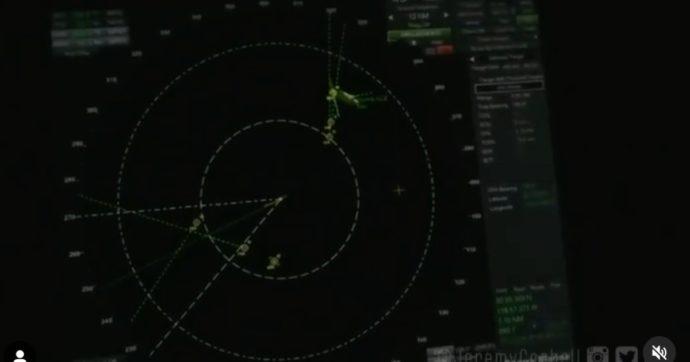 Ufo, il nuovo video del radar della portaerei Omaha: emergono coincidenze inquietanti. Silenzio dal Pentagono